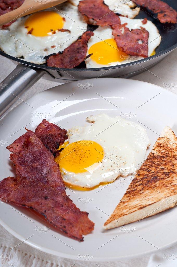 eggs bacon and toast 12.jpg - Food & Drink