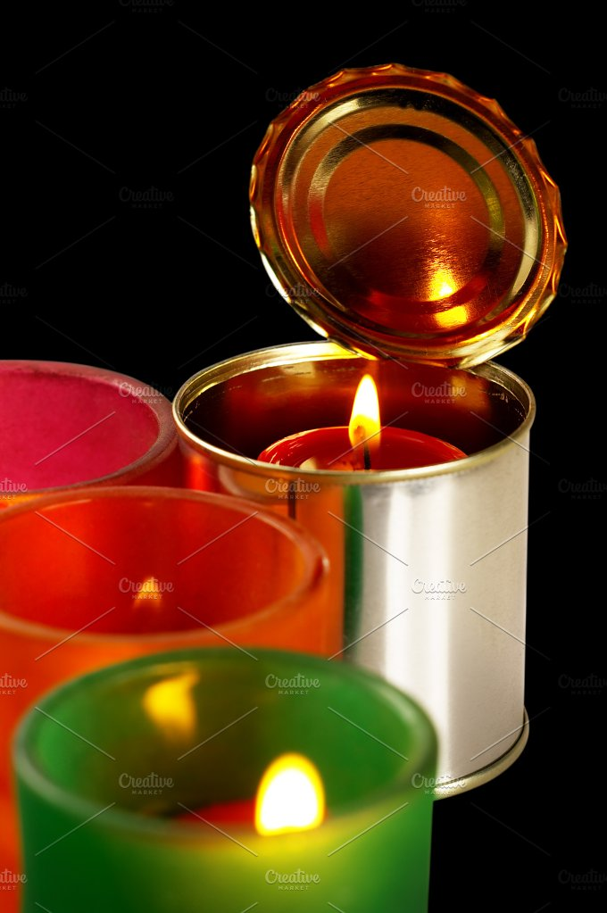candle and tin can 10.jpg - Food & Drink