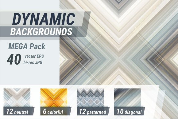 Dynamic Backgrounds, MEGA pack in Textures - product preview 5