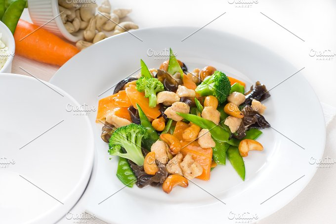chicken and vegetables 8.jpg - Food & Drink