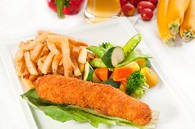 chicken breast roll and vegetables 01.jpg