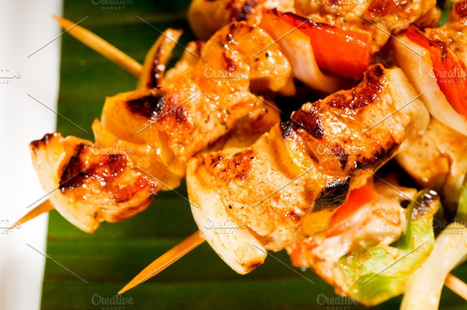 chicken skewers06.jpg - Food & Drink