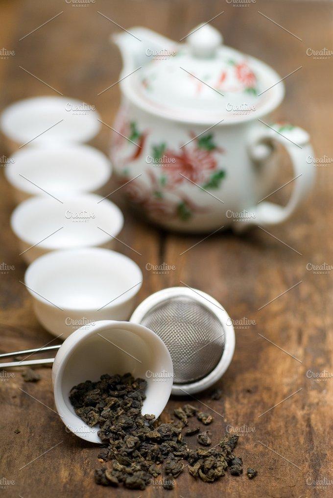chinese green tea 5.jpg - Food & Drink