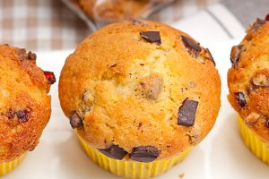 chocolate and raisins muffins  dessert cake 04.jpg