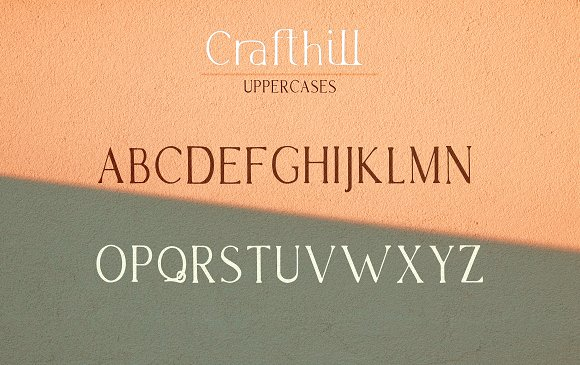 -25% Crafthill. Elegant Serif Font. in Serif Fonts - product preview 12