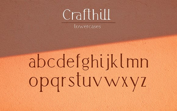 -25% Crafthill. Elegant Serif Font. in Serif Fonts - product preview 14