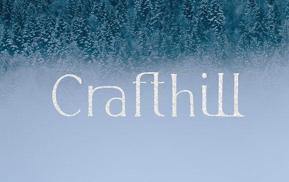 -25% Crafthill. Elegant Serif Font. in Serif Fonts - product preview 17