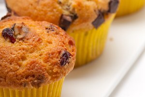 chocolate and raisins muffins  dessert cake 12.jpg