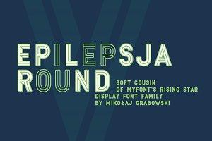 Epilepsja Round type family