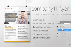 Company IT  flyer