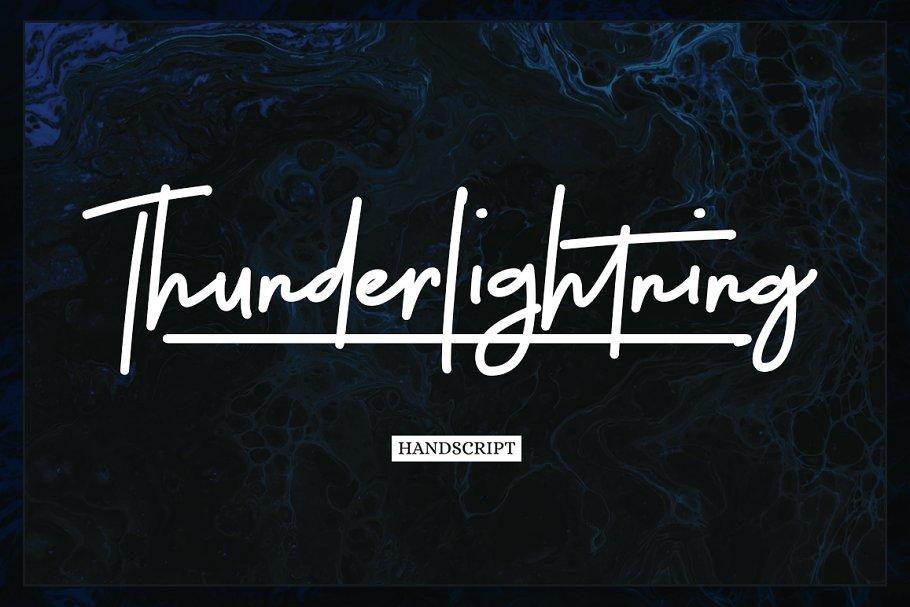 Thunderlightning Script