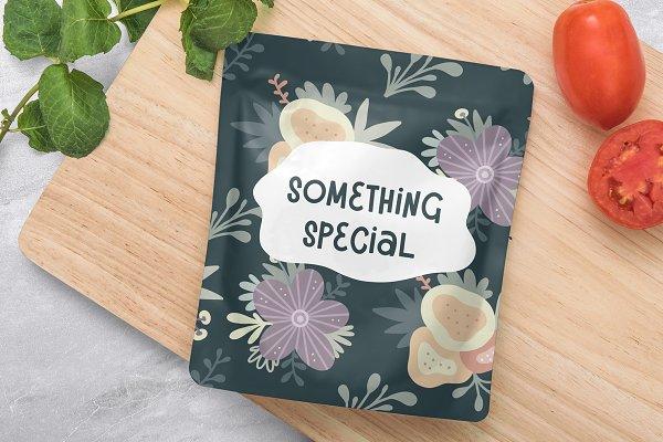 Cute floral pattern bundle (+bonus)