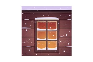 Snow Window
