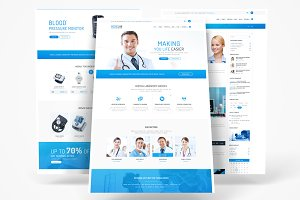 MedicLab - Health Care WP Theme