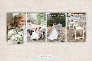 Wedding Facebook Timeline Cover