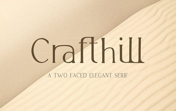-25% Crafthill. Elegant Serif Font. in Serif Fonts - product preview 19