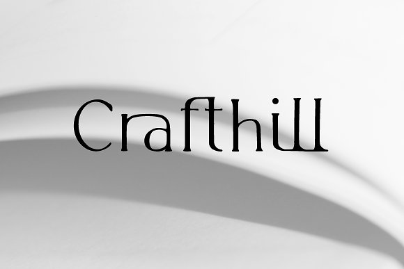 -25% Crafthill. Elegant Serif Font. in Serif Fonts - product preview 20