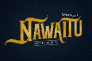 Nawaitu Typeface +