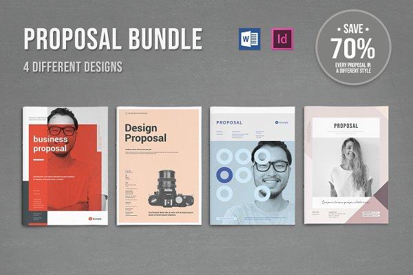 Proposal Bundle Vol. 3