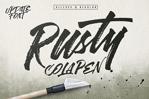 Rusty Cola Pen (Update)