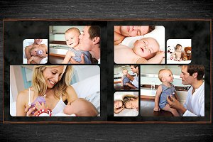 Family Photobook Template v1