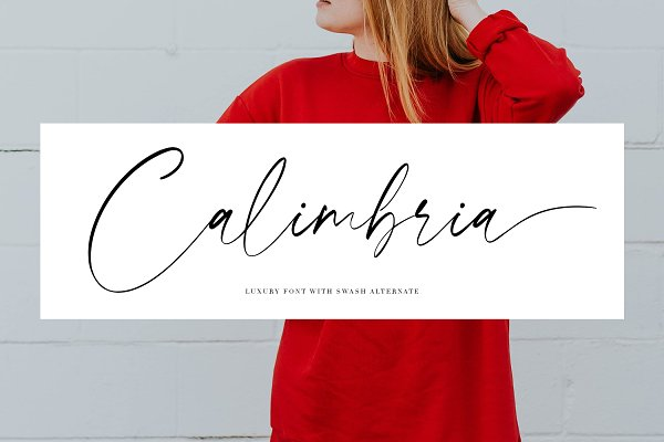 Calimbria Font