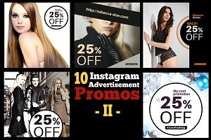 10 Instagram Advertisement Promos 2