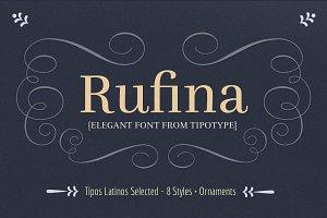 Rufina Font Family