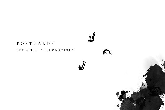 POSTCARDS from the subconscious in Illustrations - product preview 7