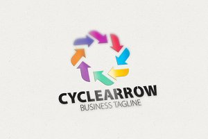 Cycle Arrow Logo