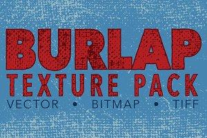 Burlap Texture Pack