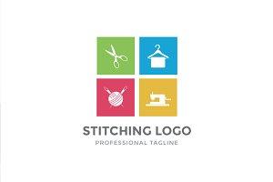 Stitching Logo