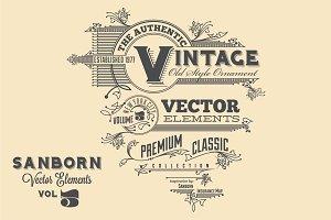 Sanborn Vector Elements Vol. 5