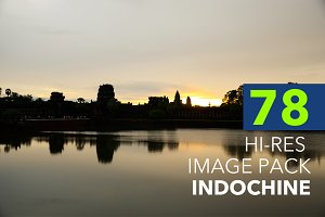 78 Hi-Res Image Pack - Indochine