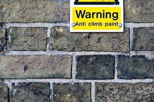 Anti Climb Paint 3