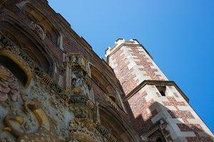 Caste Tower and Sky