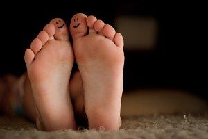 Happy Toes 1