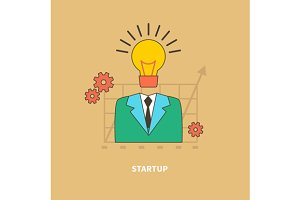 Idea as the Beginning of Startup