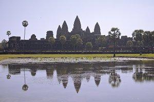 Angkor Wat Temple