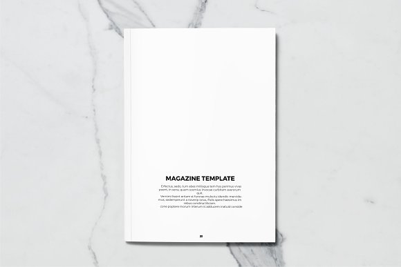 Architect Magazine Template in Magazine Templates - product preview 9