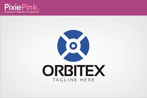 Orbitex Logo Template