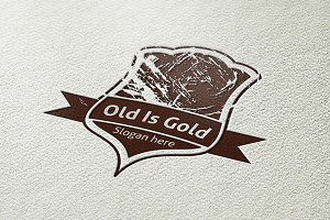 Old Is Glod Logo