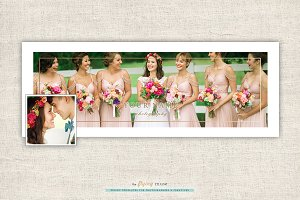 Elegant Wedding Facebook Cover