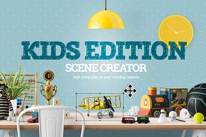 Kids Edition - Scene Creator