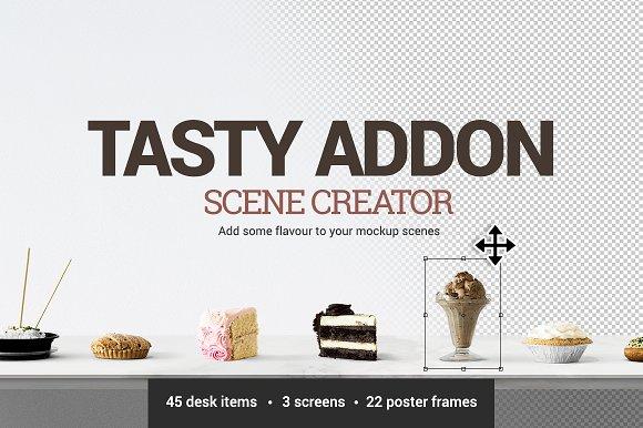 Download Tasty Addon - Scene Creator