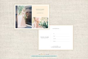Wedding Photography Gift Card