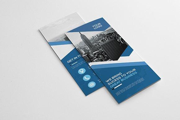 corporate tri fold brochure brochure templates creative market