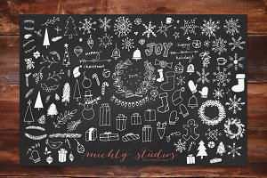 Clipart Vector & PNG Holiday graphic