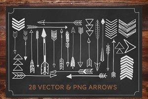 Arrow clipart Vector & PNG