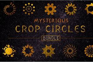 Mysterious Crop Circles Bundle Pack